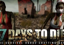7 Days To Die Online PC Alpha 15.2 Full indir