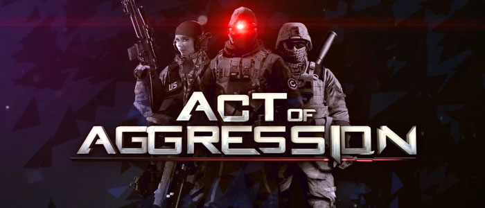 Act of Aggression PC Full indir