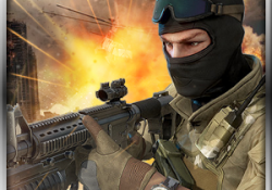 ISIS Alpha Frontier Android v1.07 Hileli Mod Apk