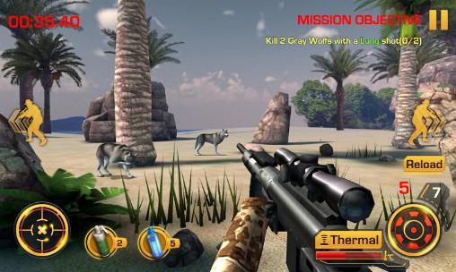 Wild Hunter 3D Apk indir