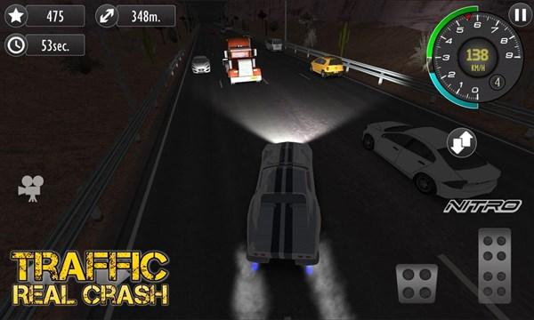 3D Real Racer Crash Traffic Apk indir