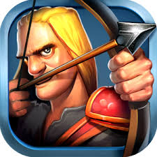 Archers Clash Multiplayer Game Android Hileli Apk indir