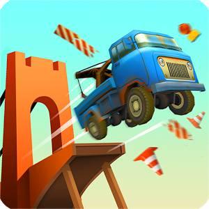 Bridge Constructor Stunts Android Apk indir