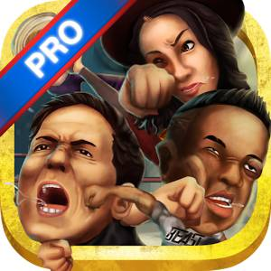 Celebrity Street Fight PRO Android Apk indir