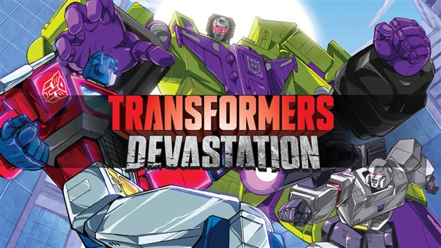 Transformers Devastation PC Full indir