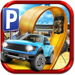 3D Monster Truck Parking Game Android Apk indir