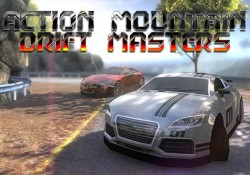 Action Mountain Drift Masters Android v1.1 Apk
