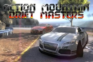 Action Mountain Drift Masters Android Apk indir