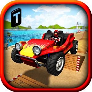Buggy Stunts 3D Beach Mania Android Hileli Apk indir