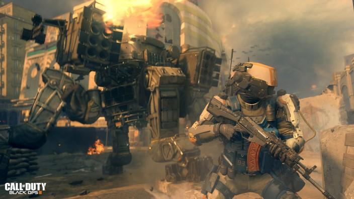 Call Of Duty Black Ops 3 indir
