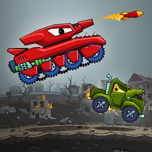 Car Eats Car Racing Android Hileli Apk indir