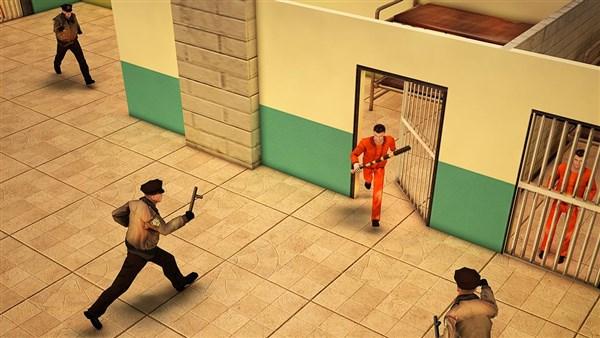 Hard Time Prison Escape 3D Hileli Apk indir