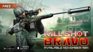 Kill Shot Bravo Android Hileli Apk indir