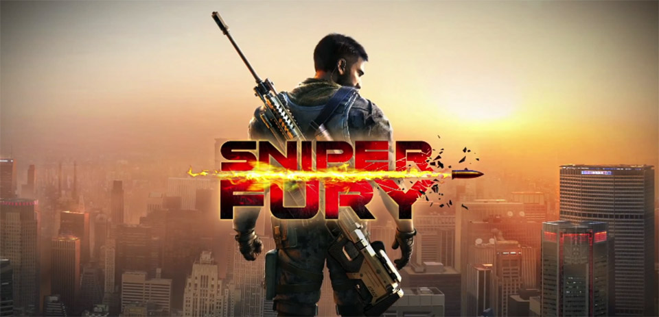 Sniper Fury Android Hileli Apk indir