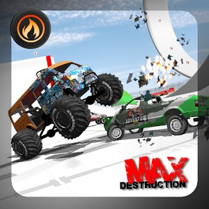 Car Crash Maximum Destruction Android Apk indir