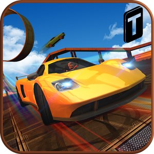 Car Stunt Race Driver 3D Android Apk indir