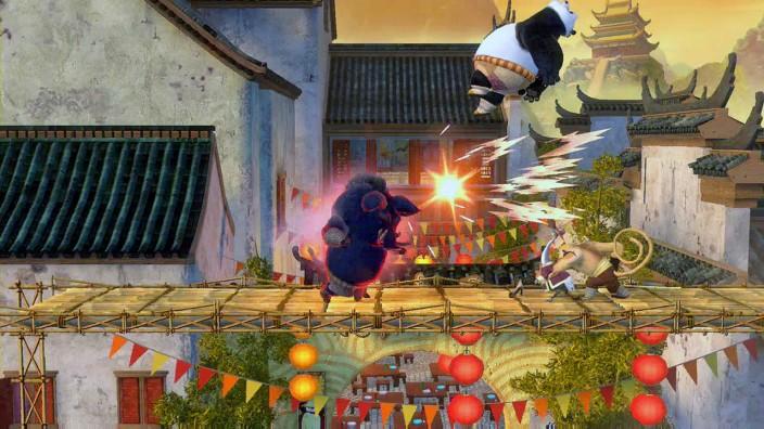 Kung Fu Panda Showdown of Legendary Legends Full indir PC | Full Hile APK indir