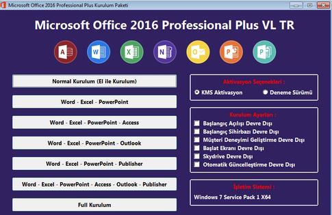 microsoft office 2016 vl