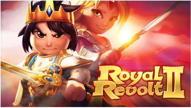Royal Revolt 2 Hileli Apk indir