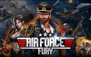 Air Force Fury Android Apk indir