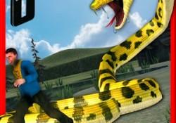 Angry Anaconda Attack 3D v1.4 Para Hileli Apk