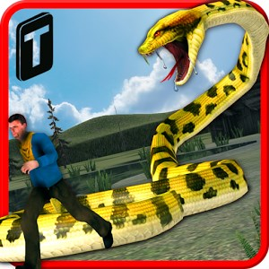 Angry Anaconda Attack 3D Android Hile Mod Apk indir