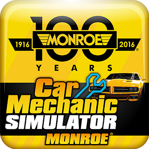 Car Mechanic Simulator Monroe Android Apk indir