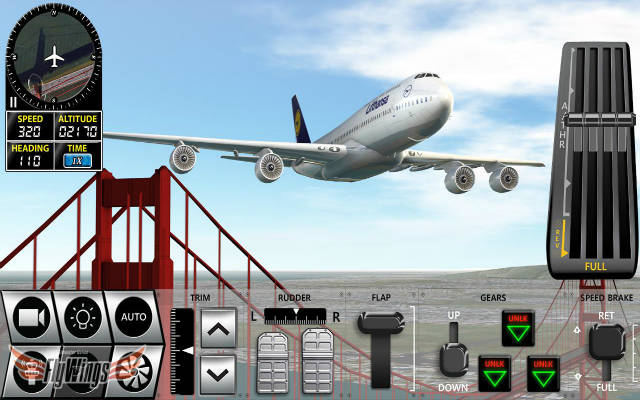 Flight Simulator 2018 HD Apk