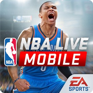 NBA LIVE Mobile Android Apk indir