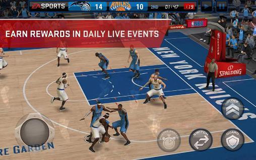 NBA LIVE Mobile Apk indir