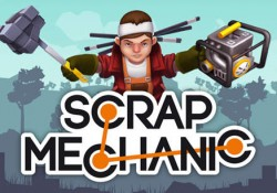 Scrap Mechanic Multiplayer Full İndir – PC