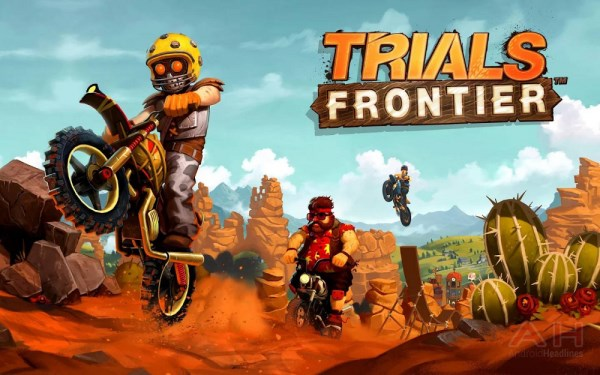 Trials Frontier Android hile Apk