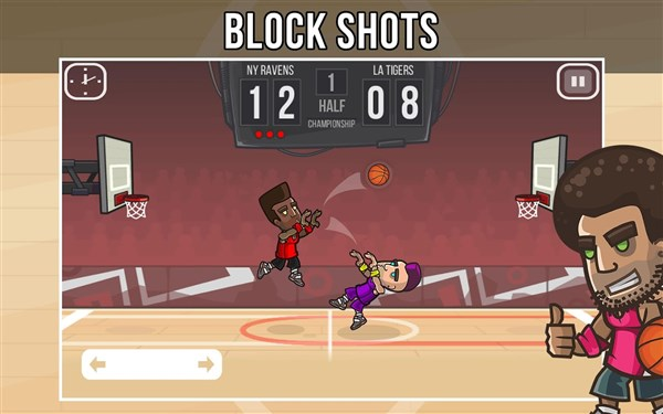 Basketball Battle Hileli Apk