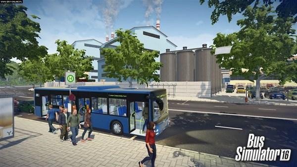 Bus Simulator 16 indir