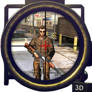 City Sniper Shooting 3D Android Hile Mod Apk indir
