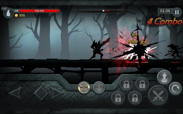 Dark Sword Apk indir