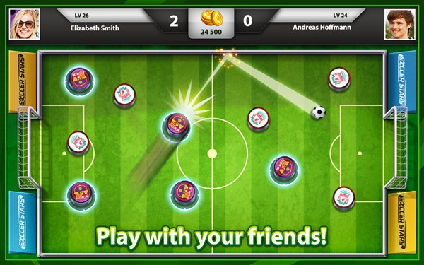 Soccer Stars Apk indir