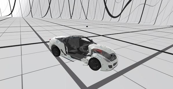 Beam DE 2.0 Car Crash Simulator Apk