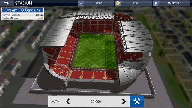 Dream League Soccer 2016 Hileli Apk indir