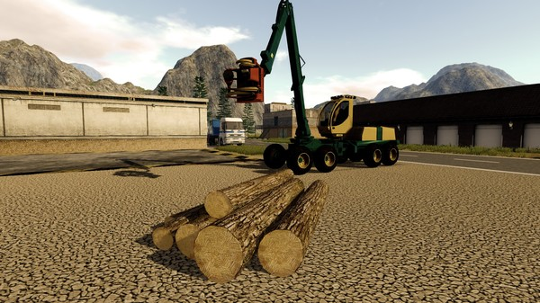 Forestry 2017 The Simulation indir