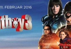 Karınca Adam 3 – Antboy 3 Türkçe Dublaj HD