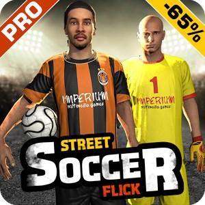 Street Soccer Flick Pro Android Apk indir