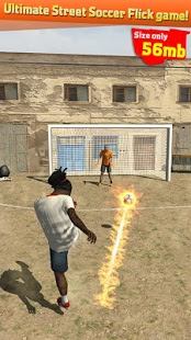 Street Soccer Flick Pro Apk