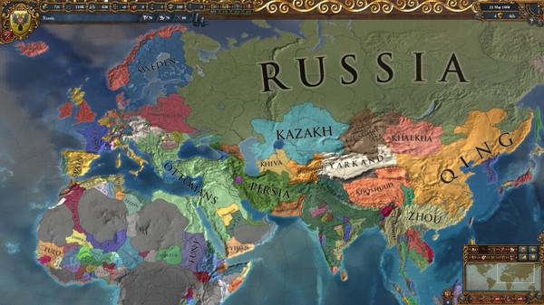 Europa Universalis 4 indir