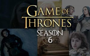 Game of Thrones 6.Sezon Turkce Dublaj