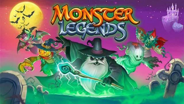 Monster Legends Full Hile Mod Apk
