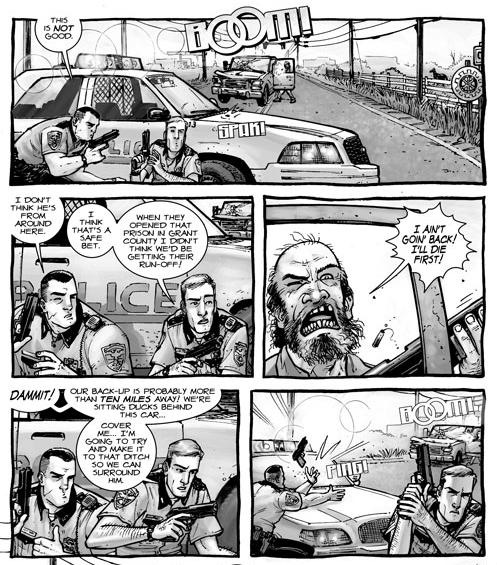 The Walking Dead çizgi Roman Tüm Serisi Türkçe Epub Pdf Full Hile