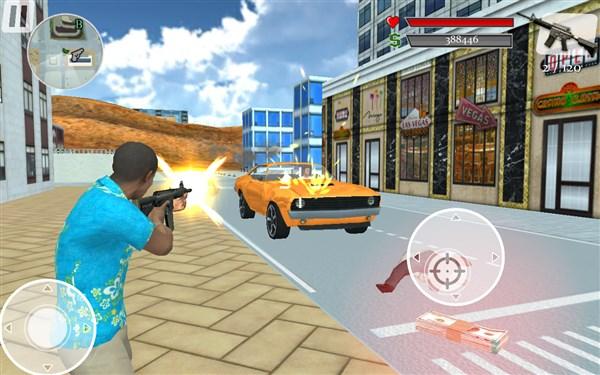 Vegas Crime Simulator Hile Apk indir