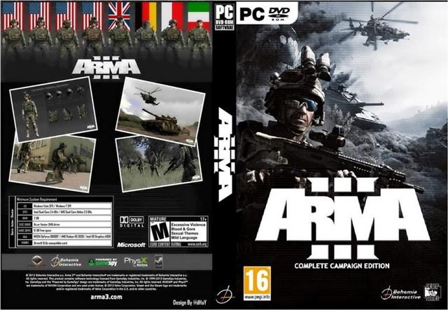 ARMA 3 Complete Campaign Edition indir