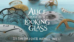 Alice Harikalar Diyarında Aynanın İçinden Türkçe Dublaj HD indir